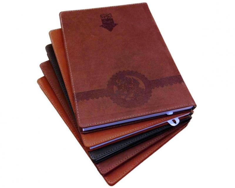 سالنامه روزشمار تک رنگ