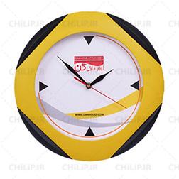 ساعت تبلیغاتی دیواری 214 | قیمت ساعت تبلیغاتی