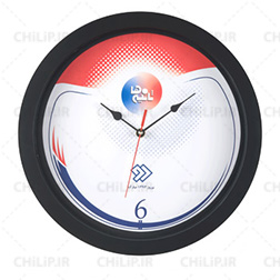 ساعت دیواری تبلیغاتی دیاکو ۱