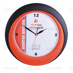 ساعت تبلیغاتی دیواری 365