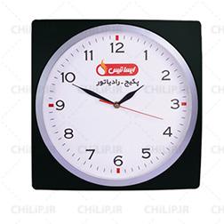 ساعت دیواری تبلیغاتی 396