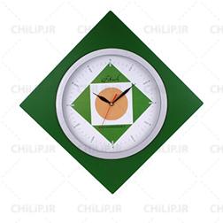 ساعت دیواری تبلیغاتی ارزان