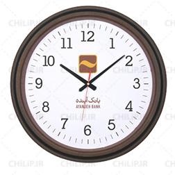 ساعت تبلیغاتی دیواری نوژان ۳