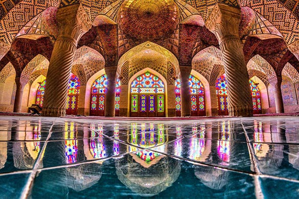 دانلود عکس طبیعت ایران | عکس معماری ایرانی