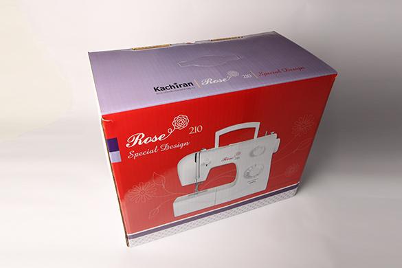 چاپ جعبه بسته بندی | چاپ کارتن مادر