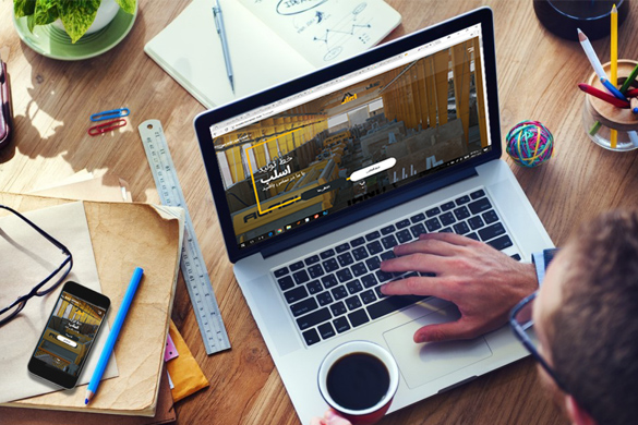 طراحی سایت | طراحی اپلیکیشن اندروید و اپلیکیشن IOS به صورت اختصاصی
