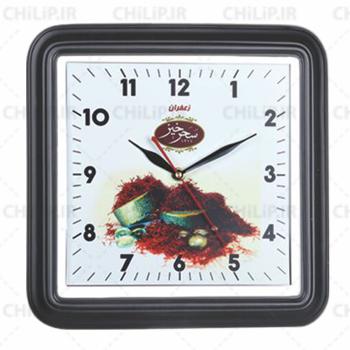 ساعت تبلیغاتی دیواری مدل تانیا 4 گوش
