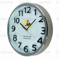 ساعت تبلیغاتی دیواری مدل دامون