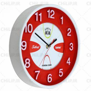 ساعت تبلیغاتی دیواری مدل دلتا