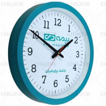 ساعت تبلیغاتی دیواری مدل دیاکو ۲