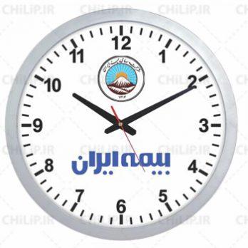 ساعت تبلیغاتی دیواری مدل دیاکو ۳