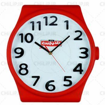 ساعت تبلیغاتی دیواری مدل ماهان