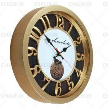 ساعت تبلیغاتی دیواری مدل کیا