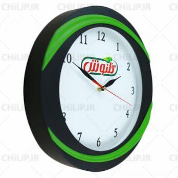 ساعت تبلیغاتی دیواری مدل ۲۳۵
