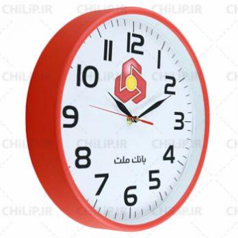 ساعت تبلیغاتی دیواری مدل ۲۳۷