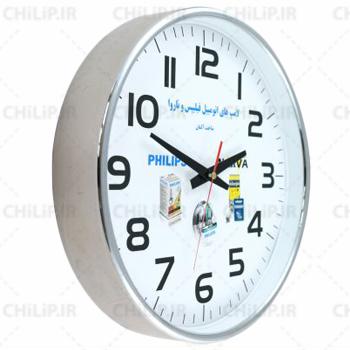 ساعت تبلیغاتی دیواری مدل 238