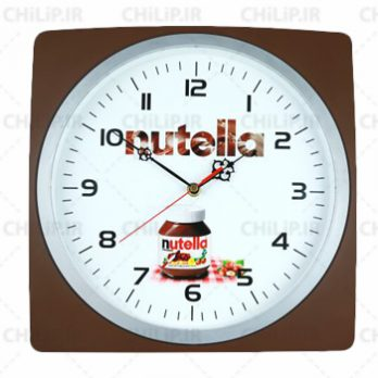 ساعت تبلیغاتی دیواری مدل ۲۴۰