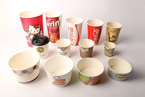 لیوان کاغذی تبلیغاتی   ظروف کاغذی تبلیغاتی