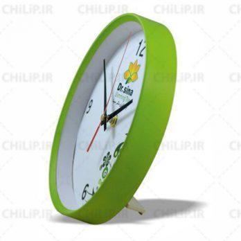 ساعت تبلیغاتی دیواری مدل رومیزی دیواری