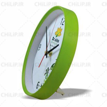 ساعت تبلیغاتی مدل رومیزی دیواری