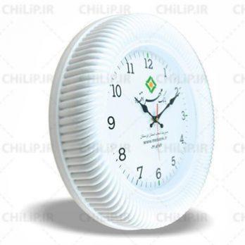 ساعت تبلیغاتی دیواری مدل ویسپر ۱