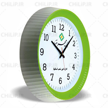 ساعت تبلیغاتی دیواری مدل ویسپر 4