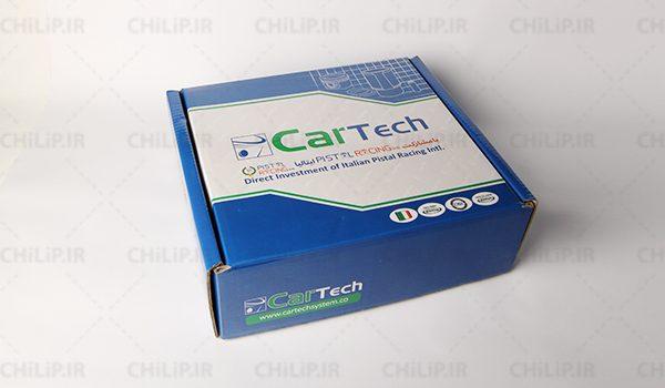 چاپ و طراحی بسته بندی شرکت کار تک CarTech