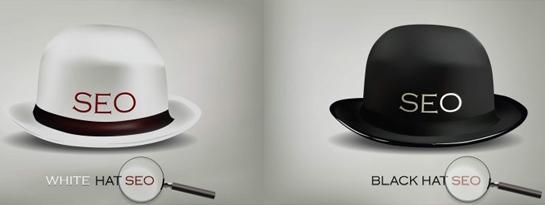 سئوی کلاه سیاه و سئوی کلاه سفید