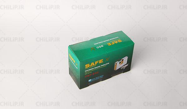 جعبه و بسته بندی شرکت SAFE