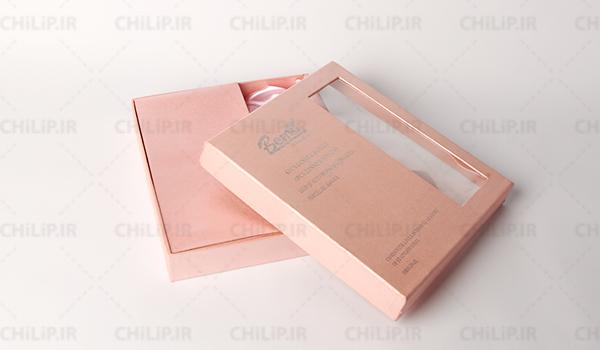 جعبه بسته بندی محصولات شرکت بنسی Bensi