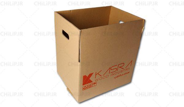 چاپ جعبه مادر شرکت KASRA