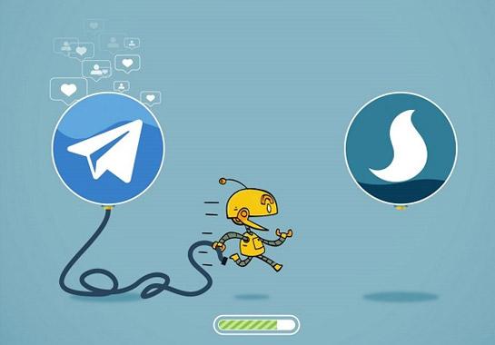 فیلتر تلگرام | پیام رسان سروش | بیسفون