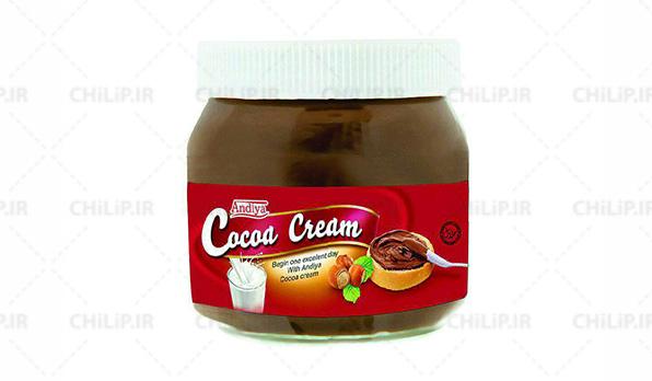 طراحی بسته بندی شکلات صبحانه اندیا