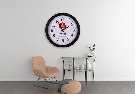 لیست قیمت ساعت دیواری تبلیغاتی