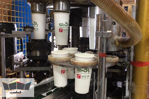 تولید کننده لیوان کاغذی و ظروف یکبار مصرف کاغذی