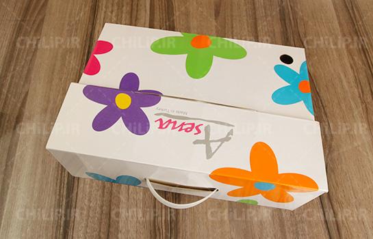 طراحی بسته بندی بلور و شیشه کاوه