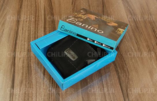 طراحی جعبه بسته بندی کیف بانینو