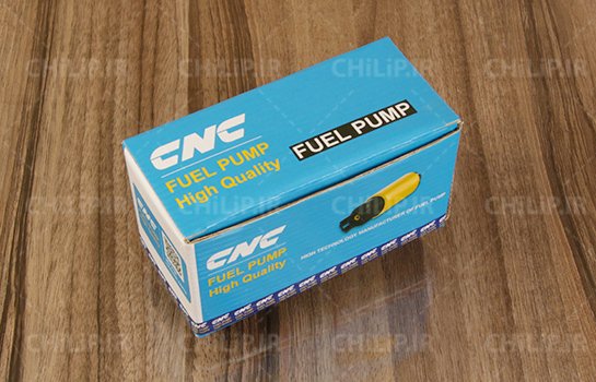 طراحی جعبه بسته بندی شرکت CNC
