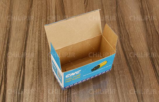 جعبه بسته بندی شرکت CNC