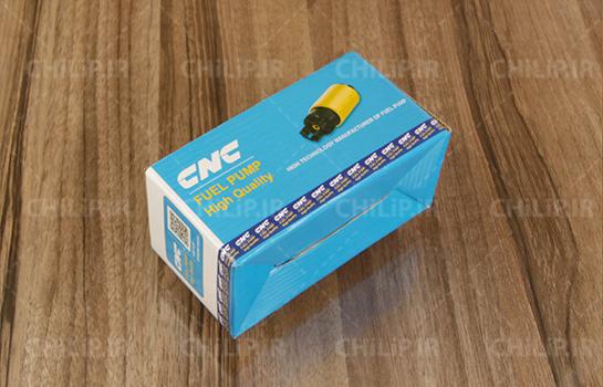 بسته بندی شرکت CNC